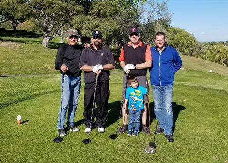 Annual Scholarship Golf Tournament