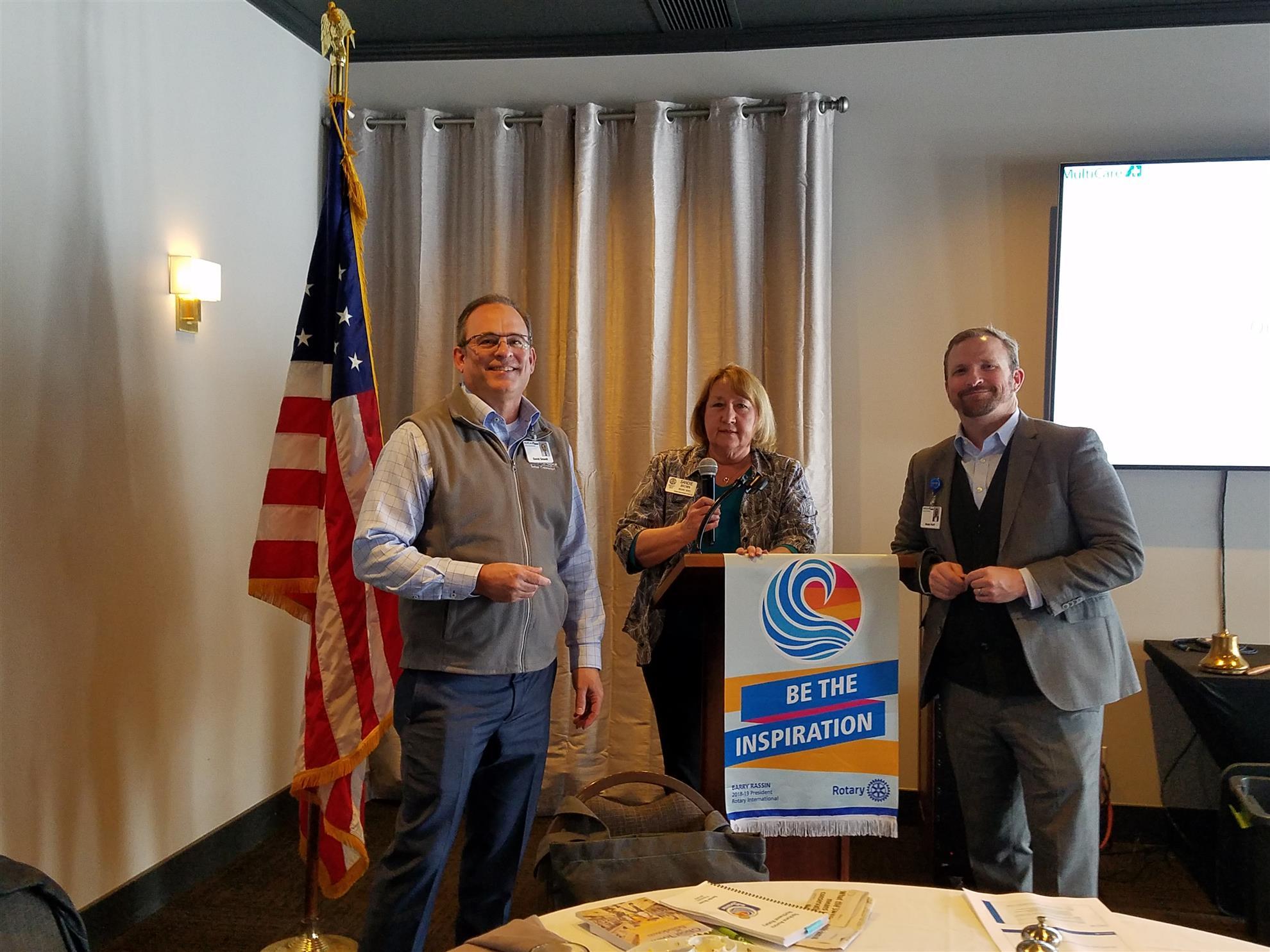 Stories | Rotary Club of Spokane Aurora Northwest