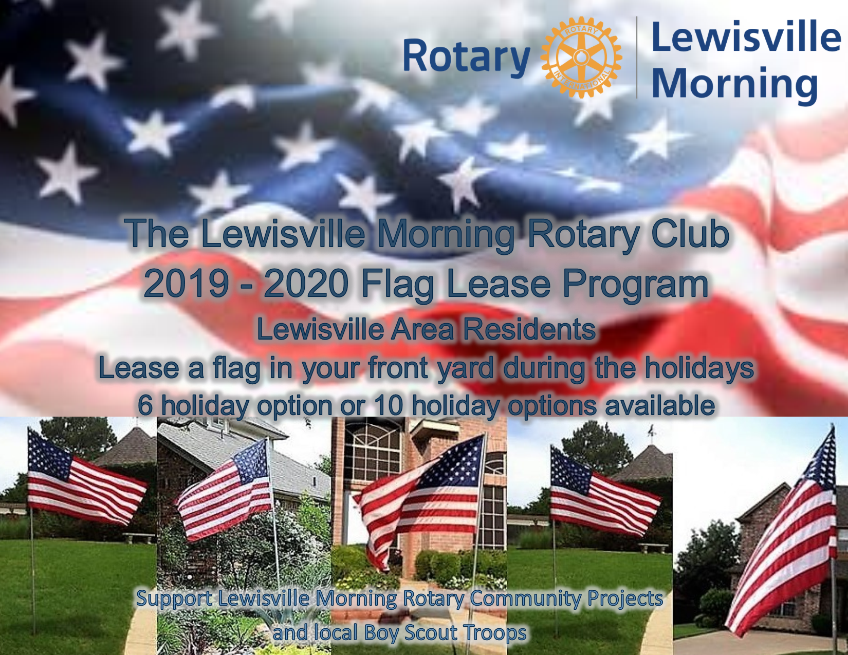 Stories | Lewisville Morning Rotary Club
