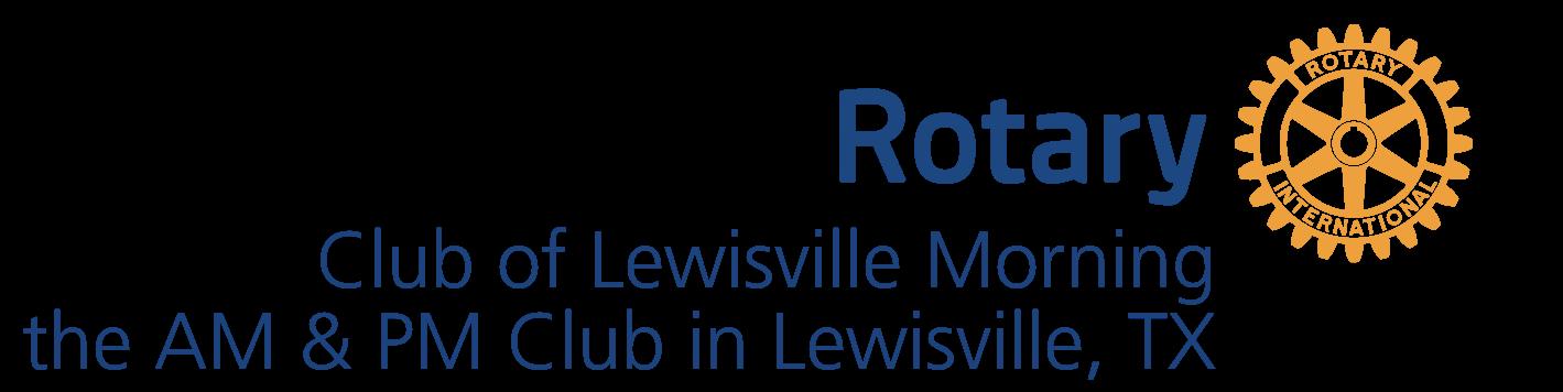 Lewisville Morning logo
