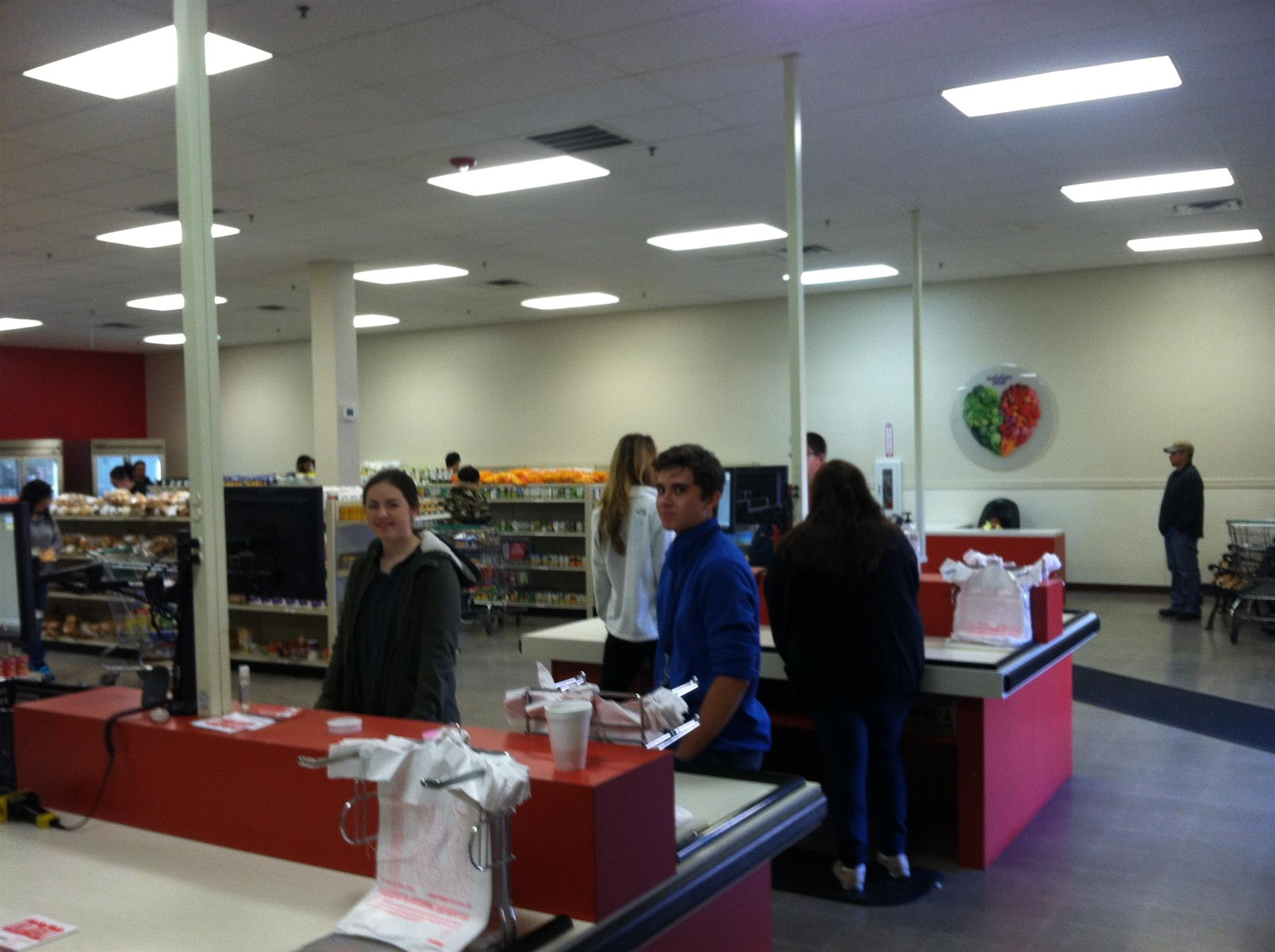 Lewisville Cca Food Pantry