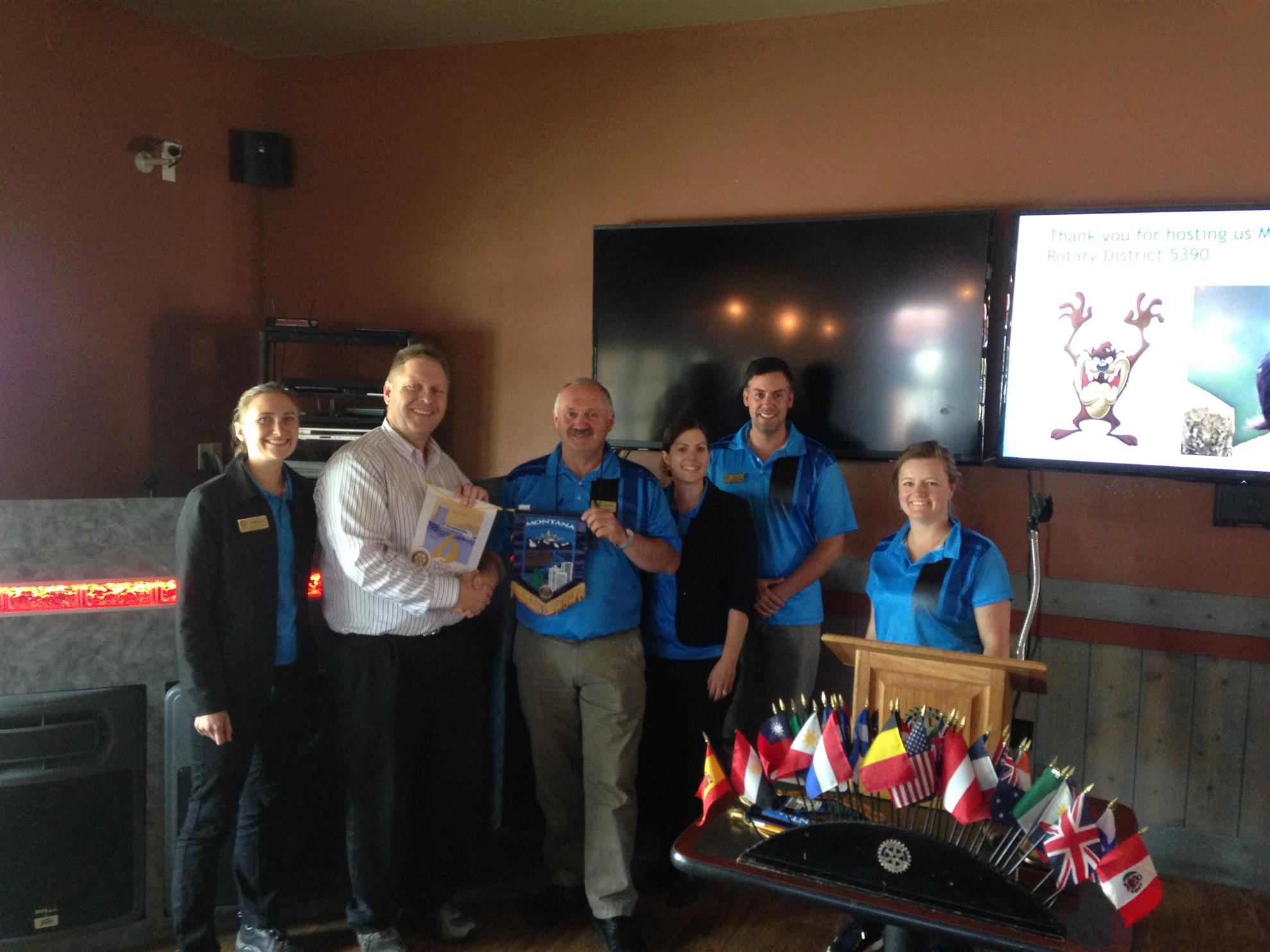 Home Page Rotary Club Of Billings West