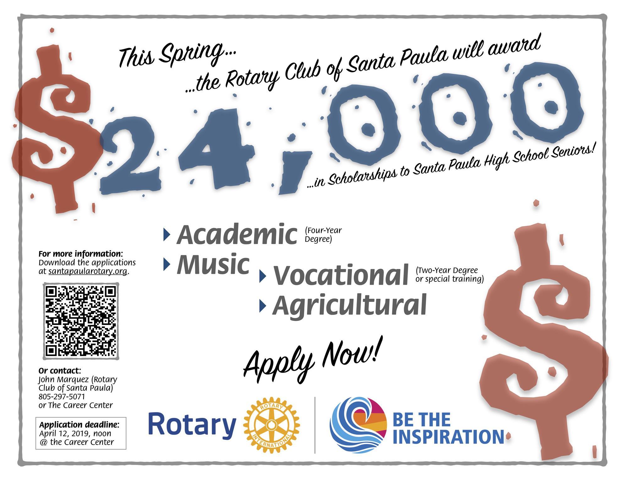 Stories | Rotary Club of Santa Paula, California