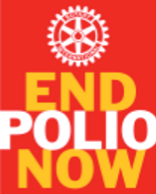 Help us end polio now!