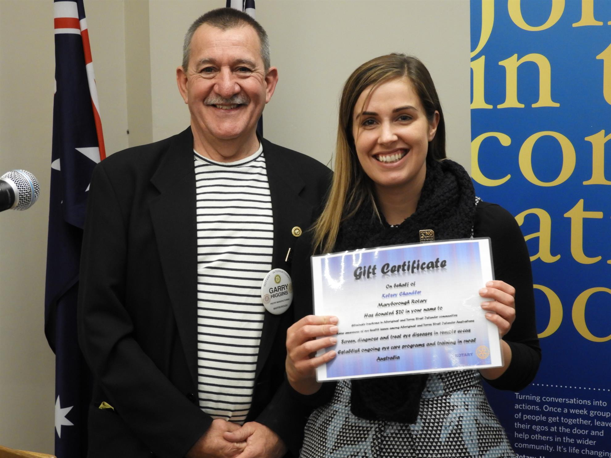 stories rotary club of maryborough