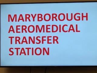 Maryborough Aeromedical Transfer Station | Rotary Club of Maryborough