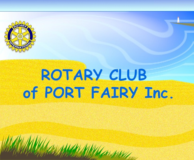 Port Fairy logo