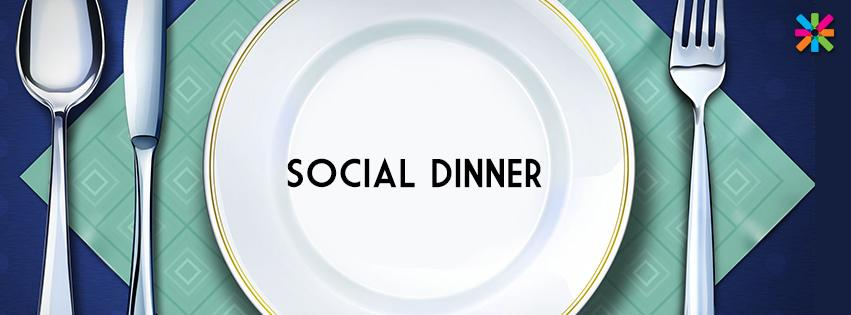 Image result for SOCIAL DINNER