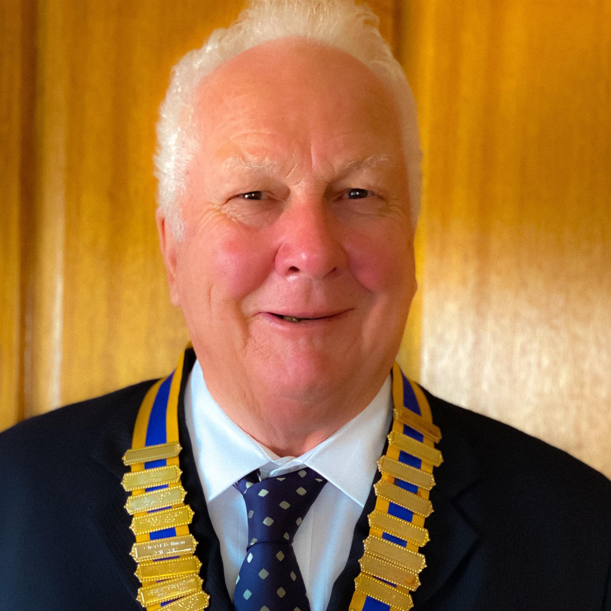 Mr Peter Cassady President 2020/2021