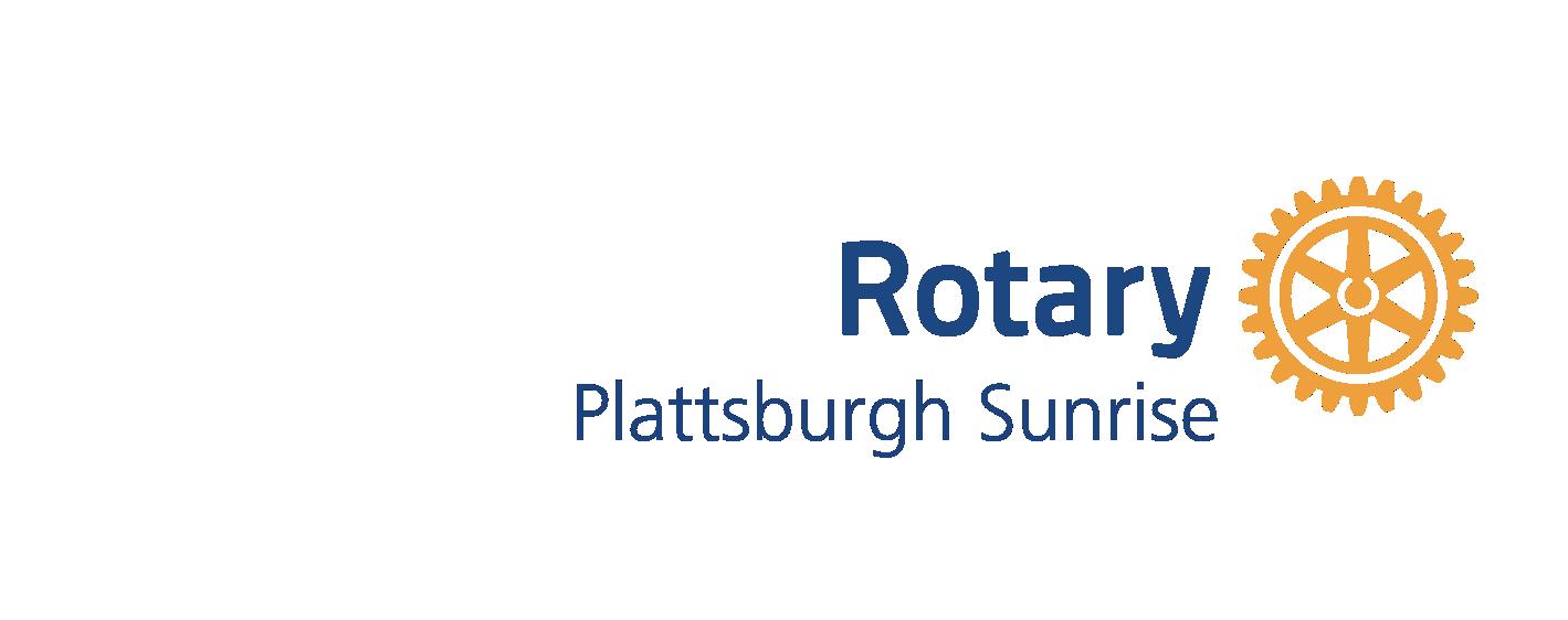 Plattsburgh Sunrise logo
