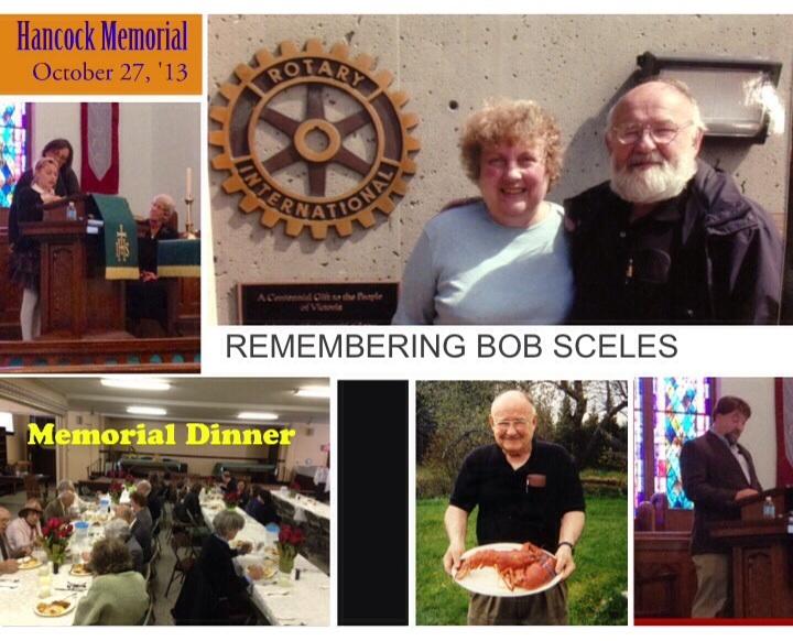 Bob Sceles Memorial