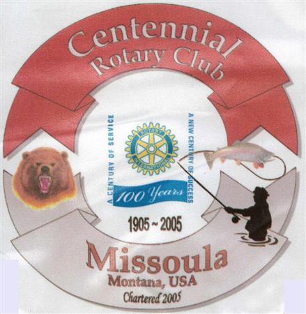 Missoula Centennial (69955) | Rotary District 5390