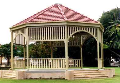 Unley Soldiers Memorial Gardens Rotunda