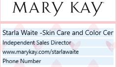 Mary Kay by Starla Waite