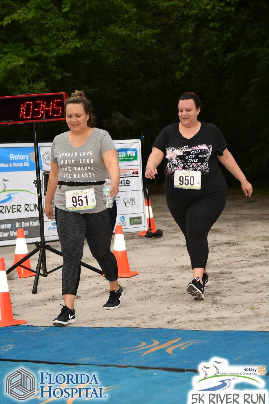Some more 5k race pictures rotary club of debary deltona for Fish memorial hospital orange city