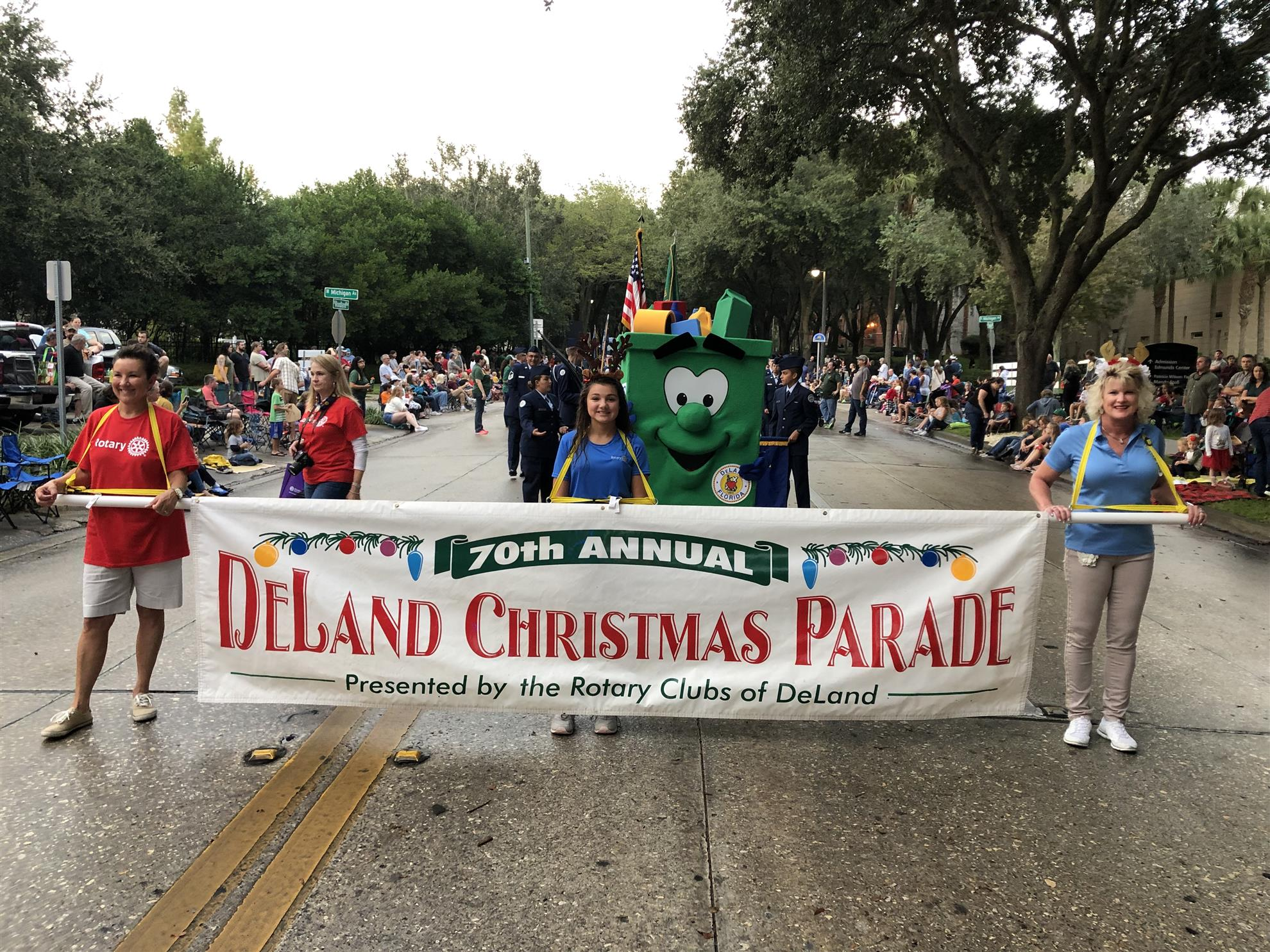 Deland Christmas Parade 2020 70th Annual DeLand Rotary Christmas Parade | DeLand Breakfast