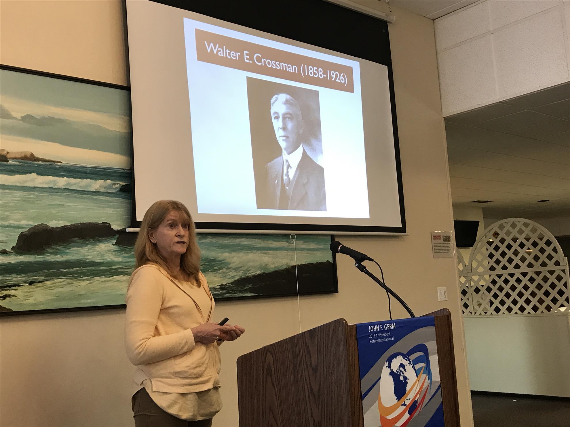 Krista Van Laan, Historian and Author
