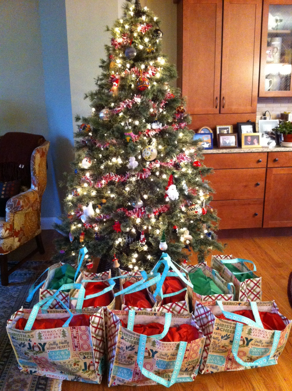 Thanks to Pat Ranttila for delivering gifts to our Grandmothers in ...