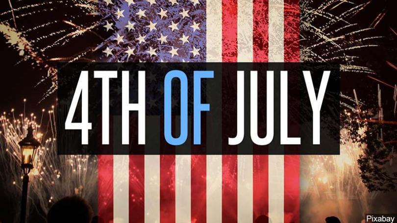 Fourth of July Parade CANCELED