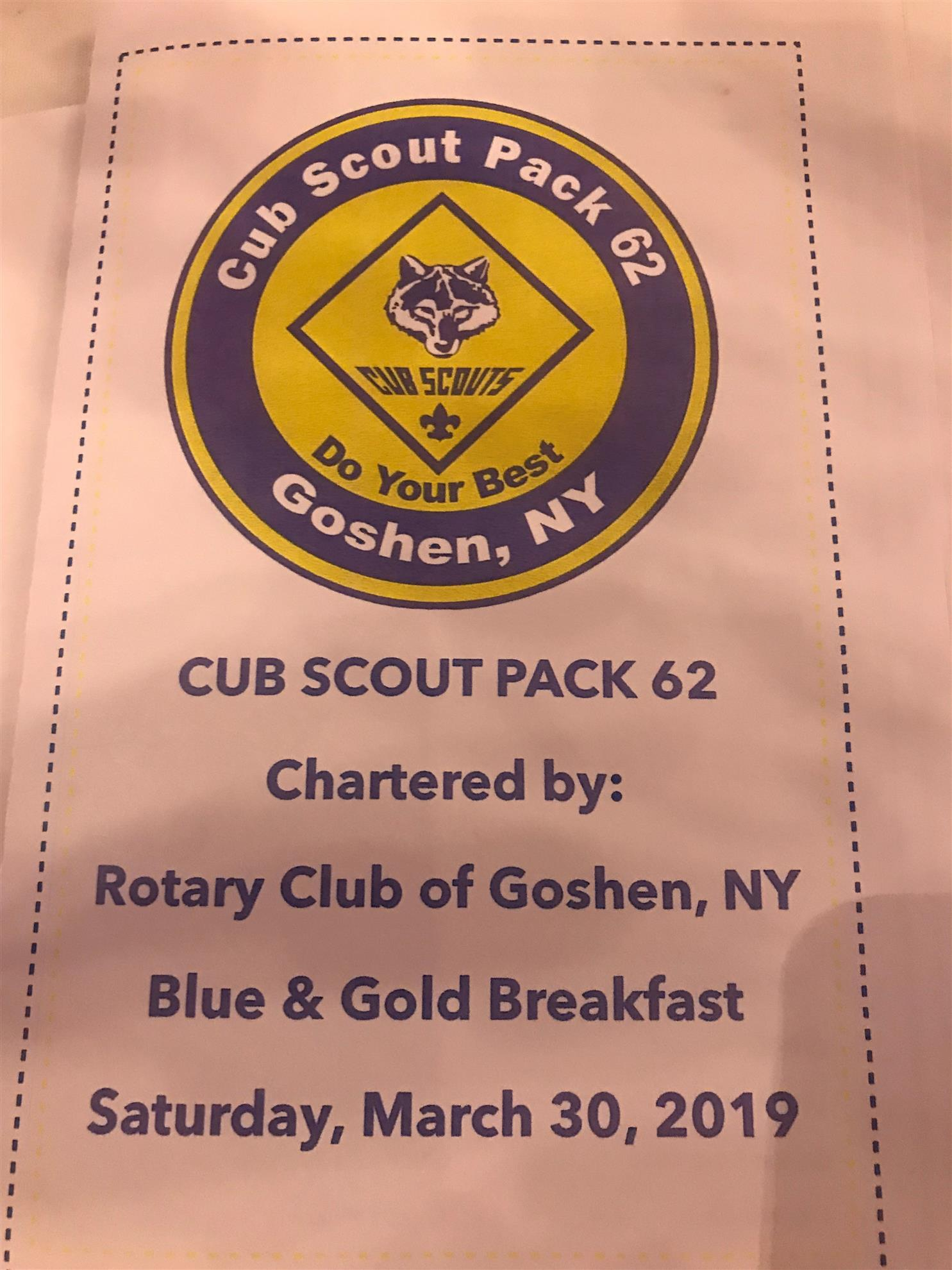 Cub Scouts to Boy Scouts   Rotary Club of Goshen