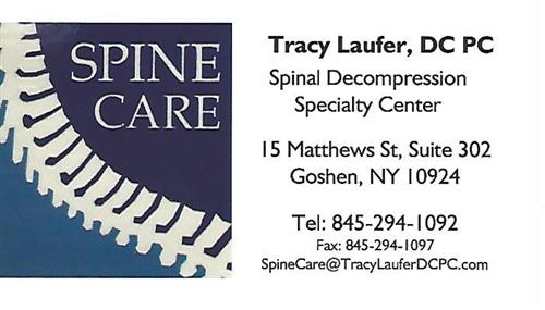 Dr. Tracy Laufer