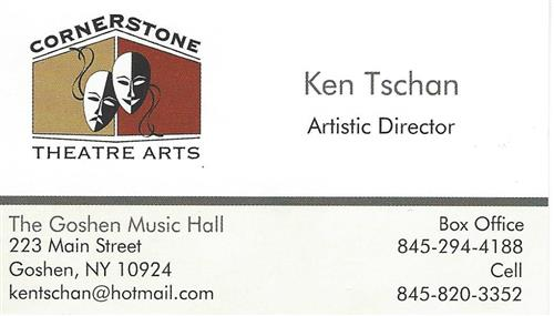 Cornerstone Theatre Arts
