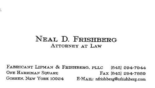 Fabricant Lipman & Frishberg PLLC