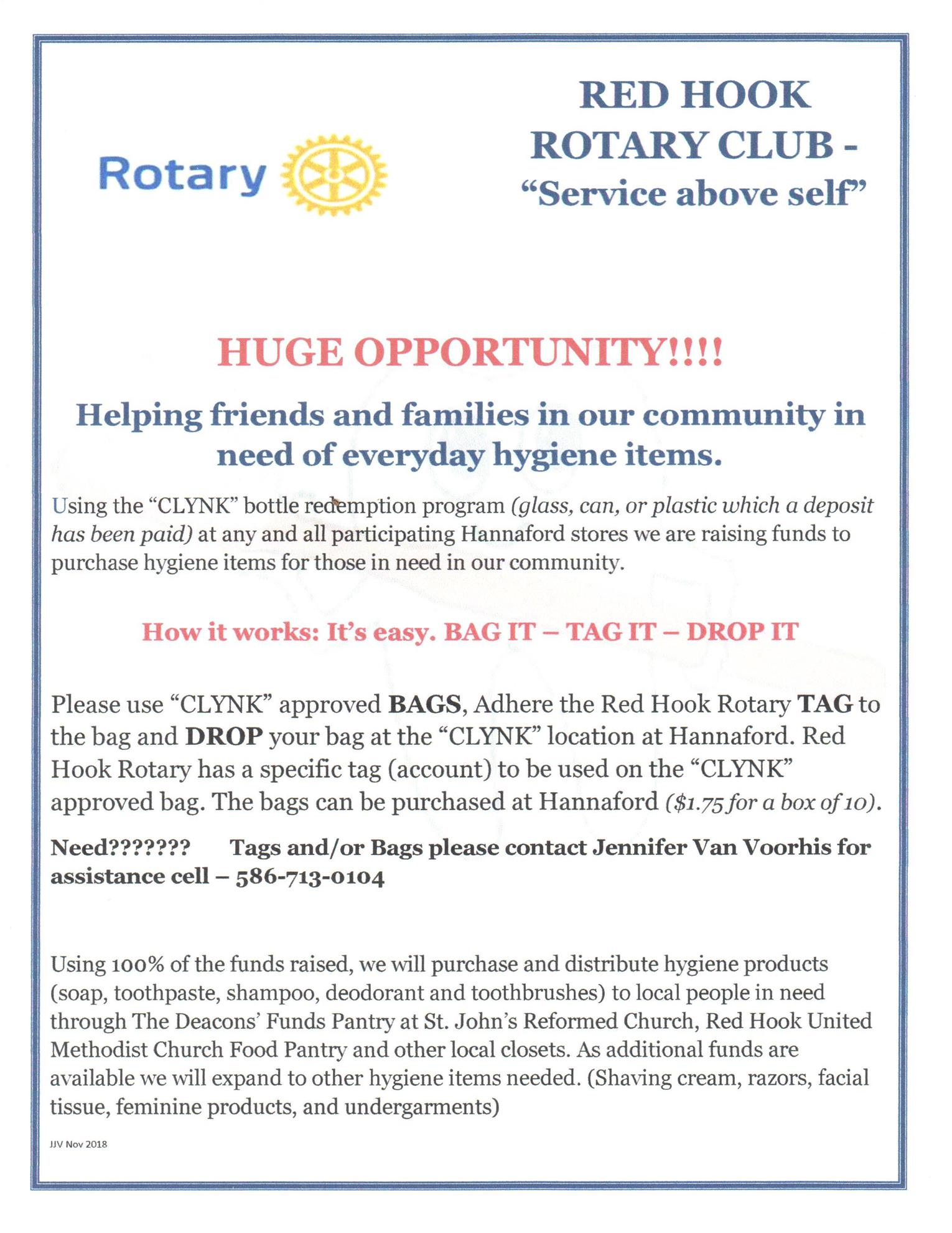 Home Page | Rotary Club of Red Hook