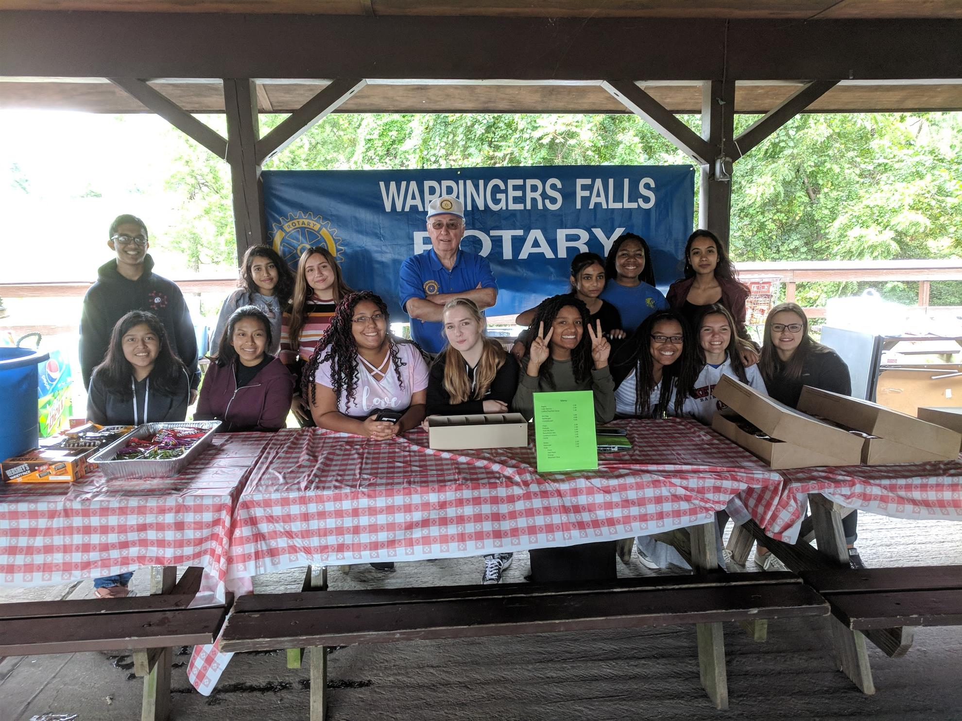 Home Page | Rotary Club of Wappingers Falls