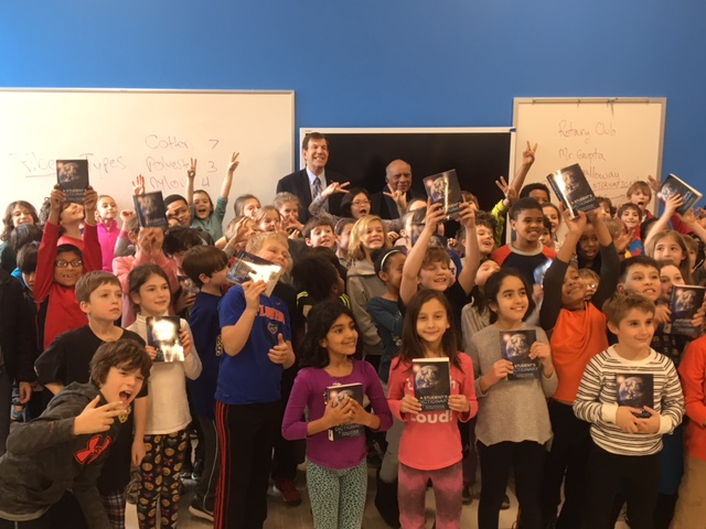 Dictionaries Delivered to Third Graders!