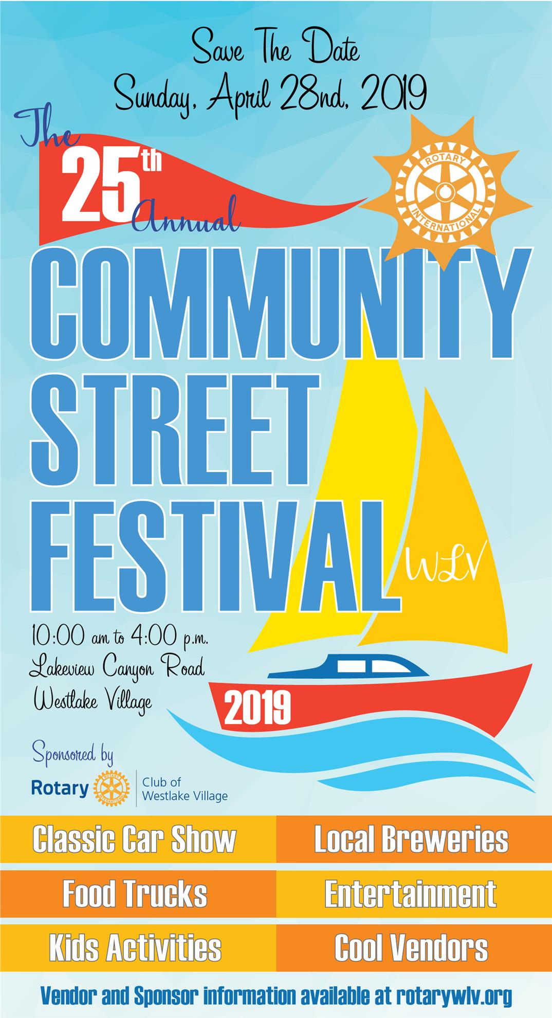 Street Festival Page
