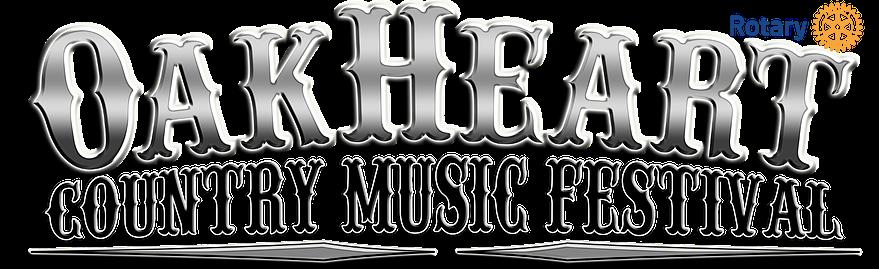 OakHeart Country Music Festival