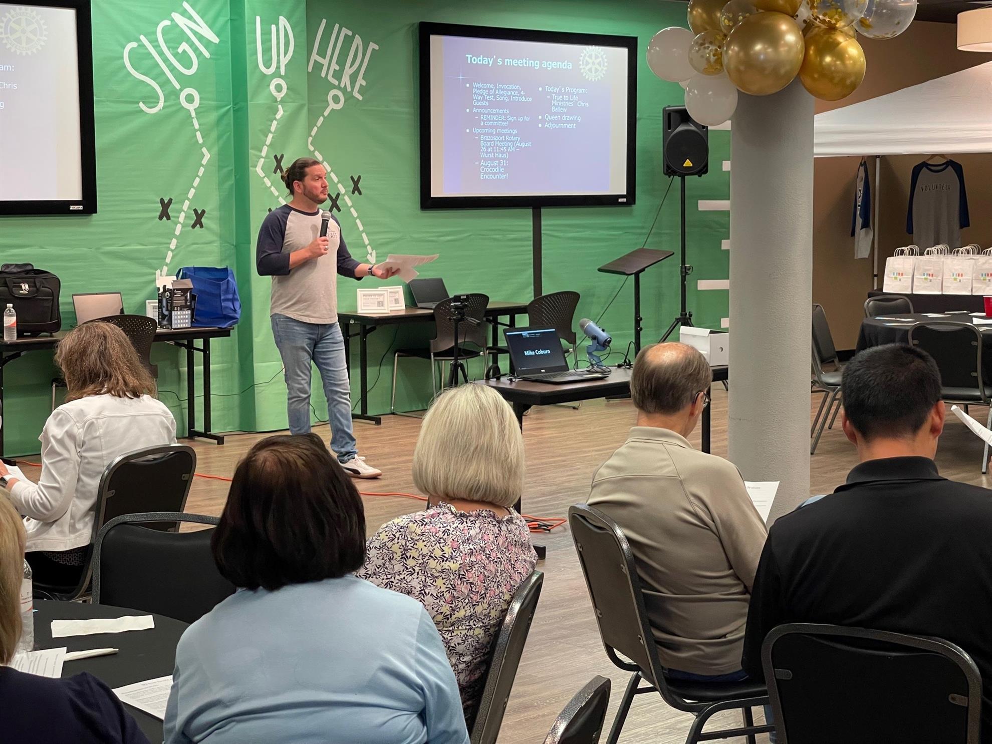 Chris Ballew - TTLM Development Coordinator
