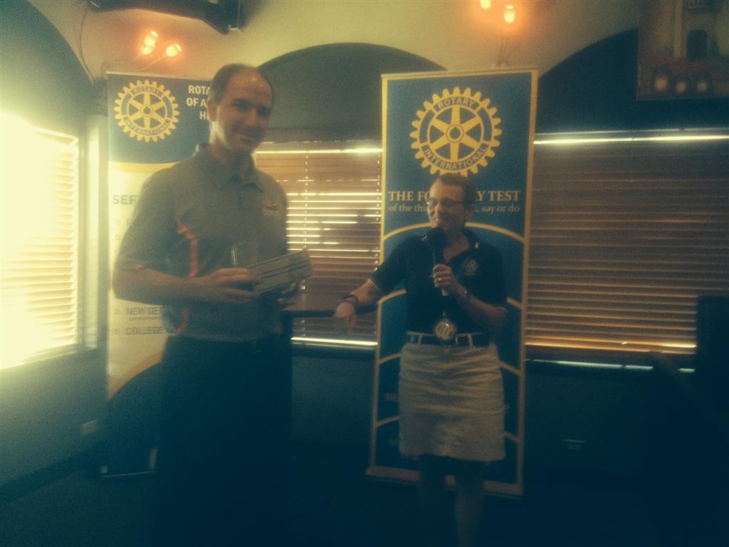 july 10 2014 speaker jeff ney schaumburg boomers rotary club of