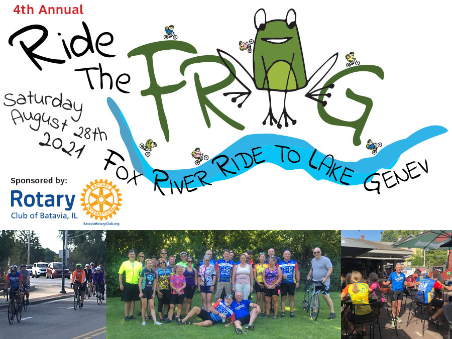 4th Annual Ride the Frog