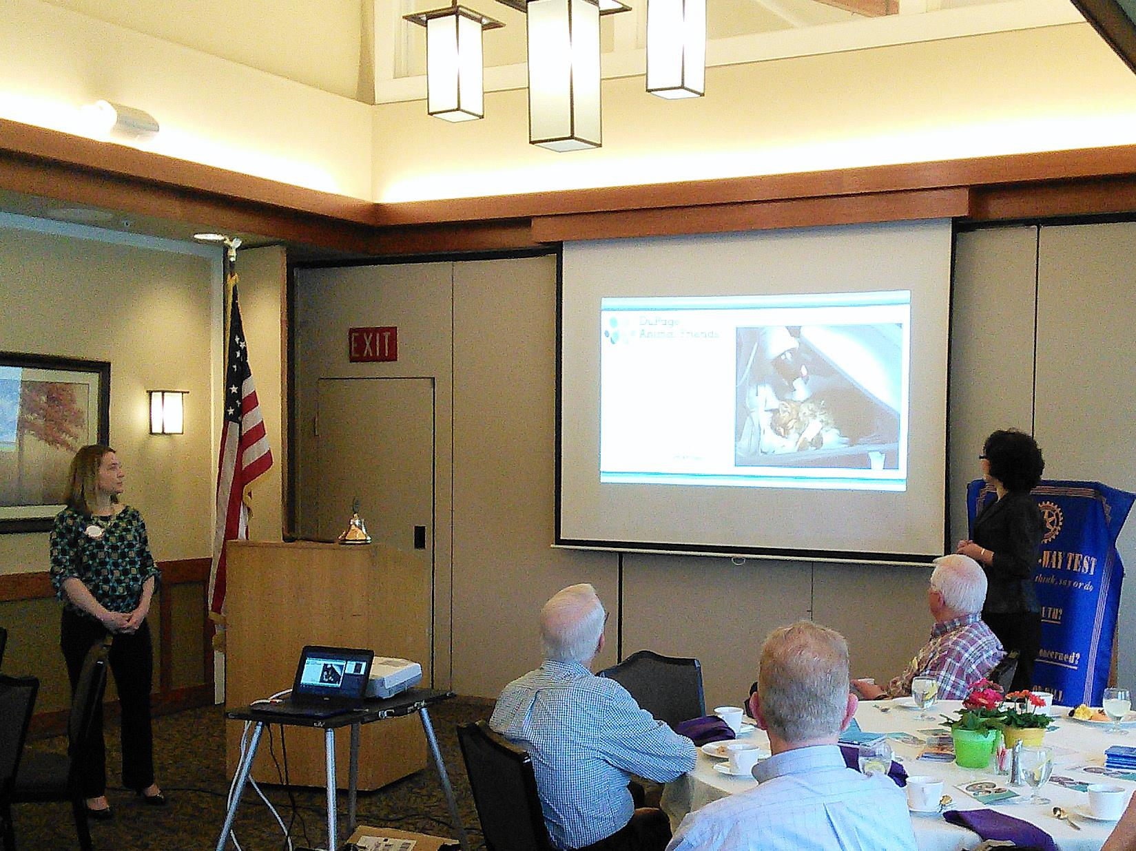 Stories | Rotary Club of Central DuPage AM