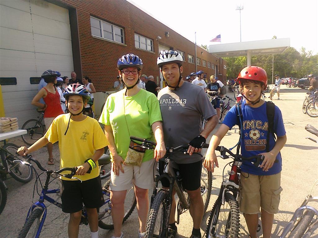Rotary Riders