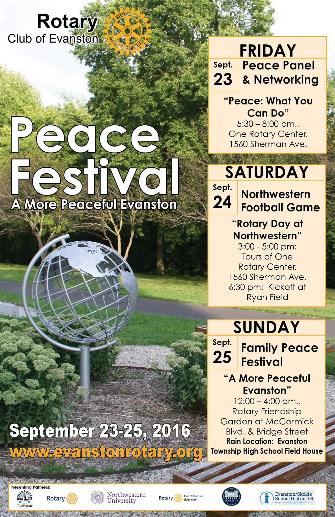 Peace For Peace Festival
