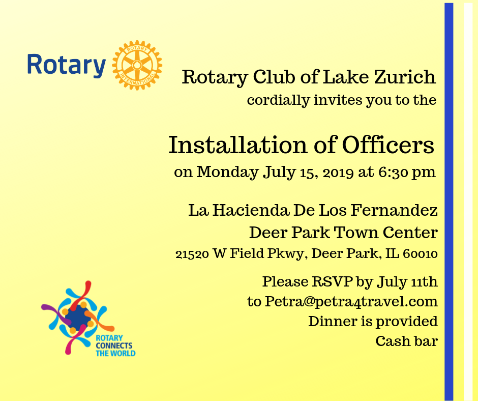 Home Page | Rotary Club of Lake Zurich