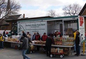 Wonder Lake Food Bank