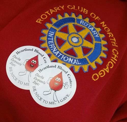 Thank you City of North Chicago and North Chicago Exchange Club for  partnering with Rotary North Chicago to give the gift of life! a9d4a6914313b