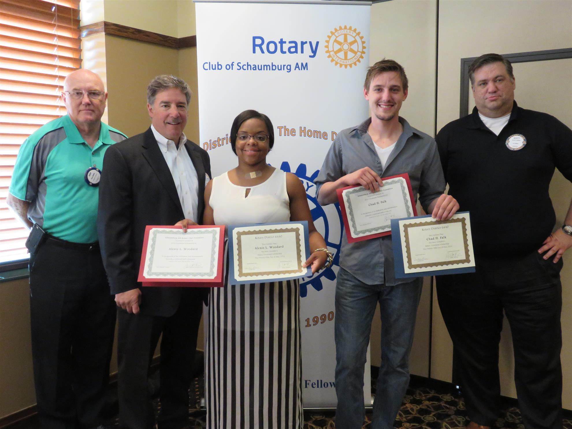 stories rotary club of schaumburg a m are preparing for post secondary vocational or technical careers that require less than a four year degree associate degree or equivalent certification