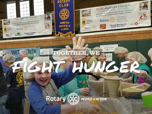 WN Rotary Fight Hunger