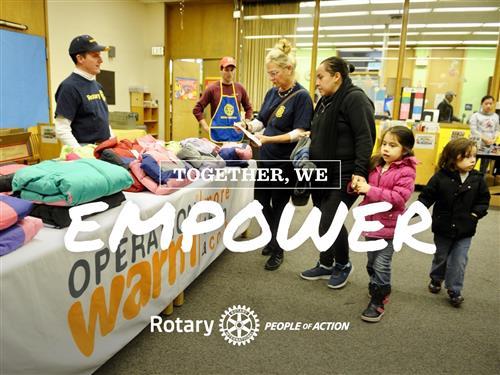Rotary- Empower