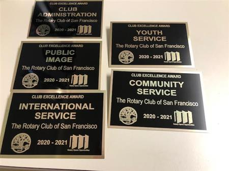 Club Excellence Awards 2020-2021