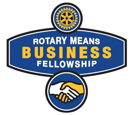 Rotary Means Business logo