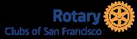 Rotary Club of San Francisco logo