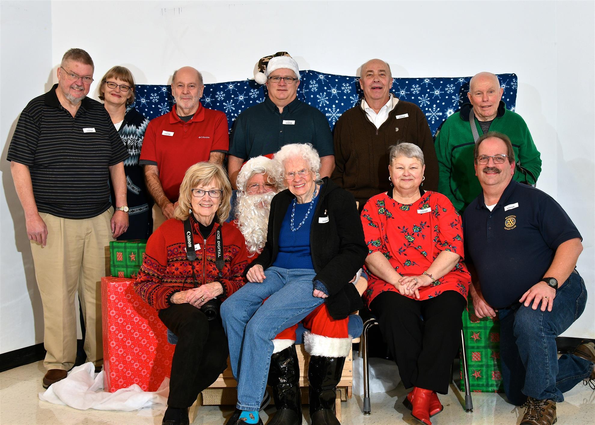 Beaverton Rotary Volunteers