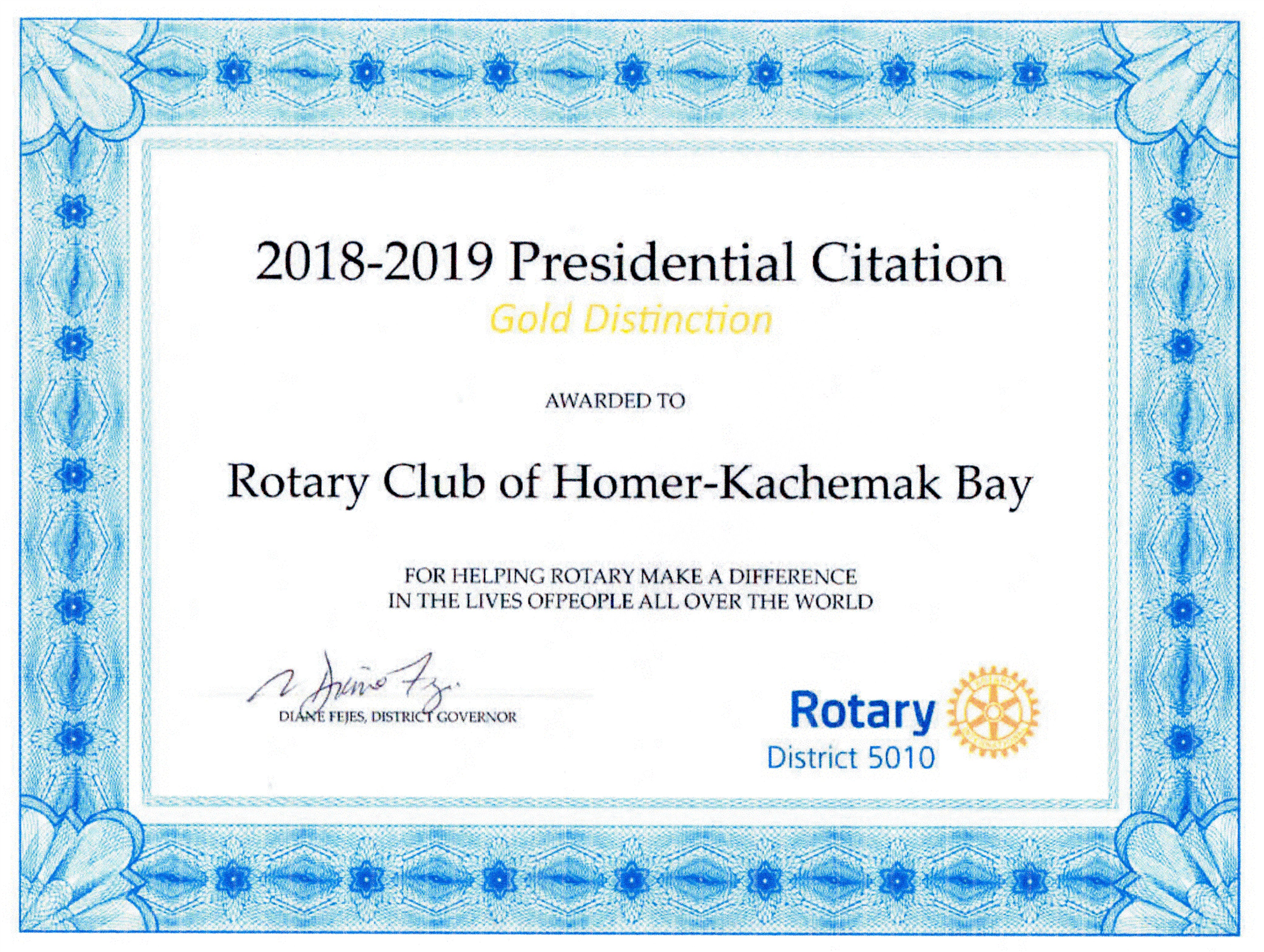 Stories | Rotary Club of Homer-Kachemak Bay