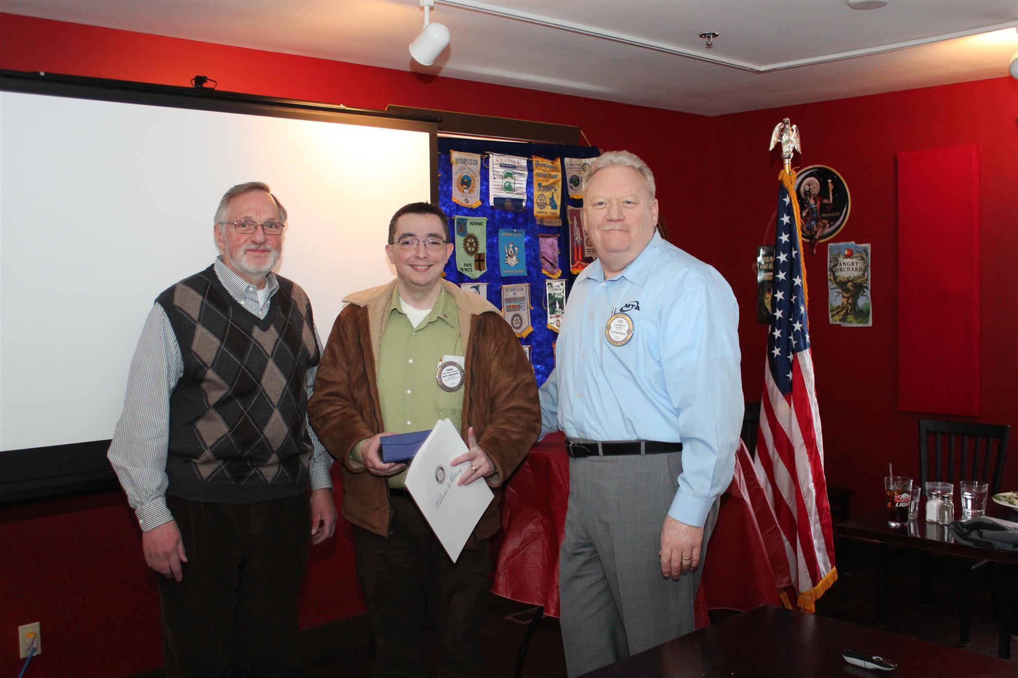 February 12th 2015 Rotary Club Of Palmer